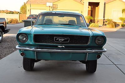 1966 Ford Mustang  1966 mustang Project