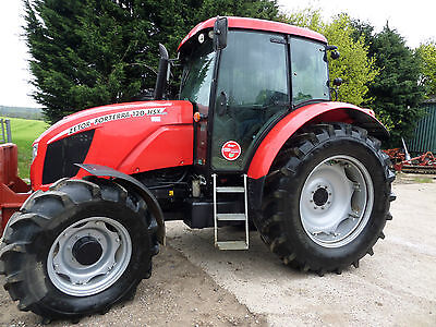 Zetor hsx 120hp 4wd tractor