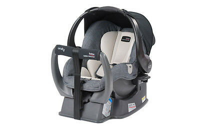 Britax Safe N Sound - Unity Neos Capsule - Dark Chambray