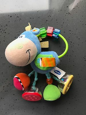 Baby Boys Toy Rattle