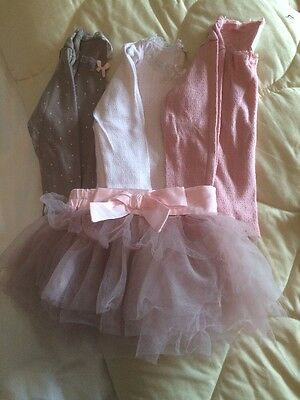 Baby Tutu And Tops Bundle 6-9 Months