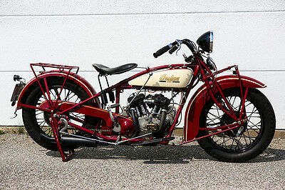1931 Indian Scout  cout 596 cc