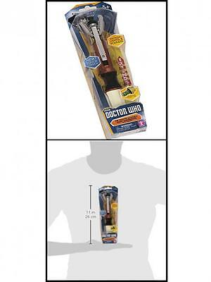Doctor Who 12th Doctors Premium Sonic Screwdriver Touch Controls Kids Play toy