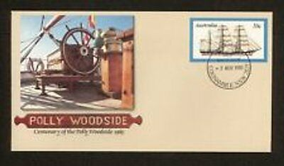 Polly Woodside First Day Cover