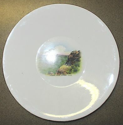 Shelley Antique Display Plate Lithgow - Hassons Walls - Made in England