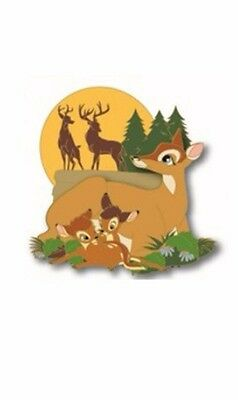 PRESALE Disney D23 Expo 2017 Bambi 75 Years Adult Faline Mother Pin LE3000