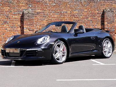2012 Porsche 911 991 Carrera S PDK Cabriolet - £22,500 worth of extras- 1 Owner