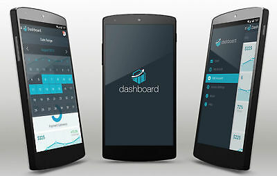 Android - iOS  Mobile App only £49.95 per month!