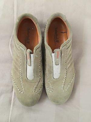 Timberland Womens Slip on Shoes US 6 1/2 W