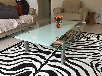 Dare Gallery Glass Coffee Table