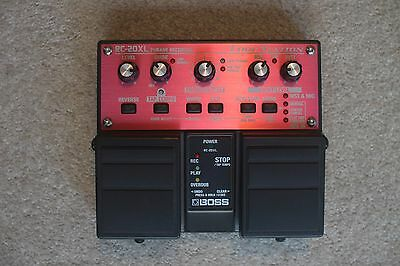 Boss RC-20XL Loop Station Effect Pedal