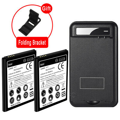 4IN1 3420mA T-Mobile LG K20 Plus TP260 Li-ion Battery+Desktop AC Charger+Bracket