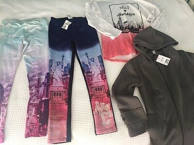 Girls size 10 winter clothes