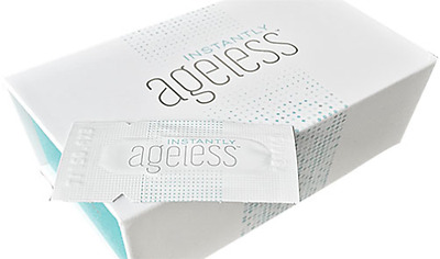 10x JEUNESSE INSTANTLY AGELESS ANTI -AGEING FACE WRINKLE CREAM SACHETS