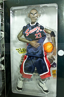 2002 Dragon Super-X NBA Figurine Michael Lau Jordan kobe shaq carter iverson