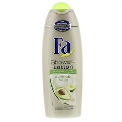 Fa Shower and Lotion Avocado Bain & Crème douche 250 ml - 12x 250 ml