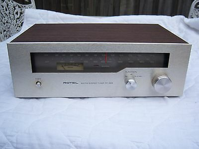 Rotel Stereo Am/fm Tuner
