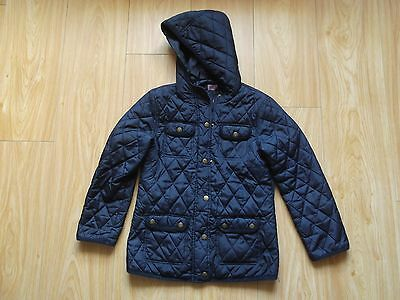 Girls Coat Size 9/10 Years By F&f