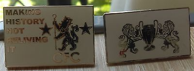 The making history and the lions of munich badges