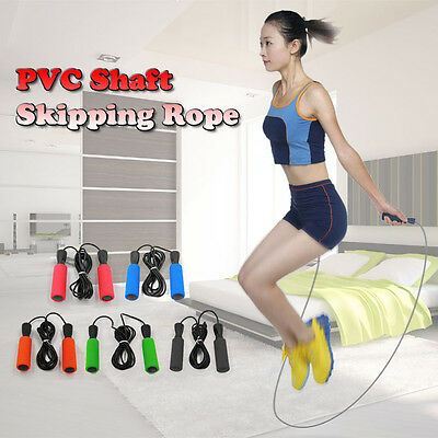 Skipping Speed 360 Rope Weighted Jump Gym Fitness Boxing Leather Jumping Workout