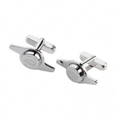 Genuine Jaguar Wheel Spinner Cufflinks Cuff Links JLEMANCUFF