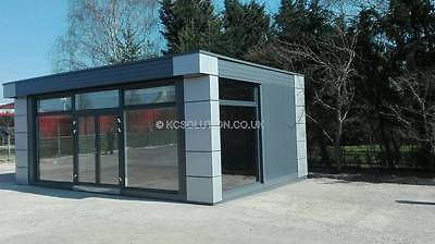 Price per 1 SQ/M Modern pavilion, Portable cabin,sales office,