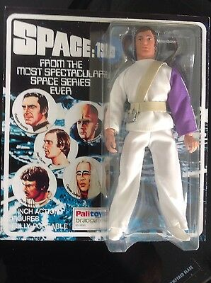 MEGO PALITOY  SPACE 1999 CUSTOM SECURITY GUARD series 2  FIGURE GERRY ANDERSON