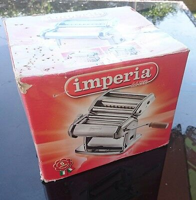 Imperia Pasta Maker / Machine