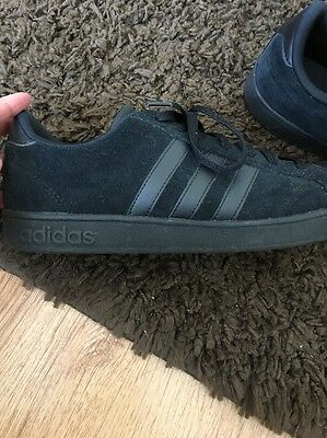 Men's Suede Adidas Trainers 10