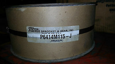 Martin Sprocket #P64-14M-115-J  Gear