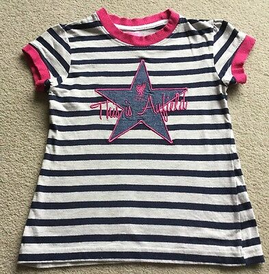 Girls LFC T-shirt Age 5-6 Years 'This Is Anfield'