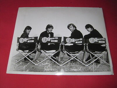 THE MONKEES  10 x 8 inch promo photo photograph #F047_2950