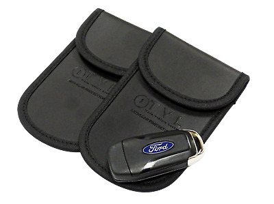 Anti Scan Wallet - Secure Protection for Keyless Car Fob Theft