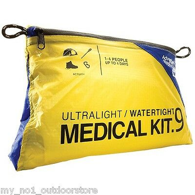 Adventure Medical Kits Ultralight & Watertight .9 Multisports First Aid Kit