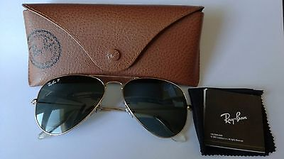 Lunettes de soleil RAY BAN Aviator RB 3025 001/58