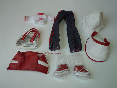 Integrity Zodiac Girlz Sports Outfit Fits Bratz and Moxie Doll Gift Play or OOAK