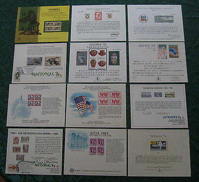 49 United States Postal Service Cards Which Include 14 Cancelled Cards  &bep