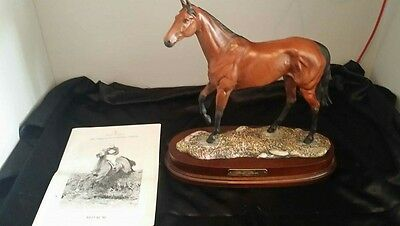 Royal doulton race horse Red Rum