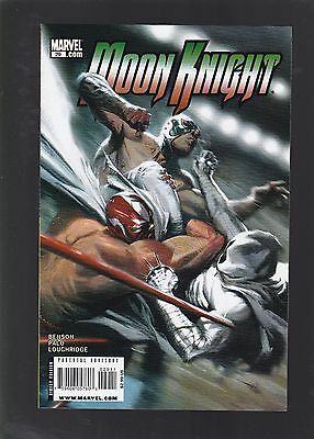 Moon Knight #29 (3rd Series 2006) 2nd to Last Issue! Gabriele Dell'Otto Cover!