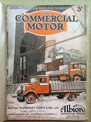 1932 The Commercial Motor Magazine ~ 3rd May 1932