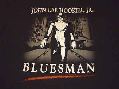 John Lee Hooker Jr. Shirt ( used Size L ) Nice Condition!!!