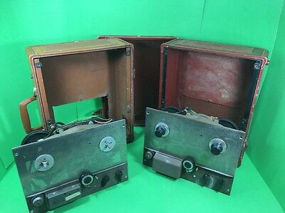 Ampex 601 & 600 Reel to Reel Tape Recorder (no preamp) For Parts
