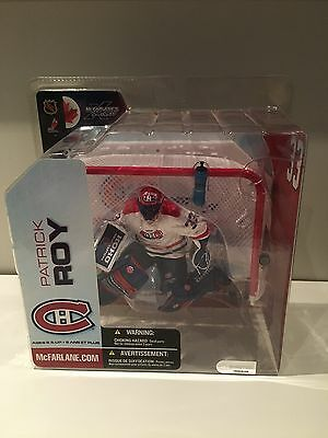 NHL series 5 Patrick Roy Montreal Canadiens McFarlane Sportspicks