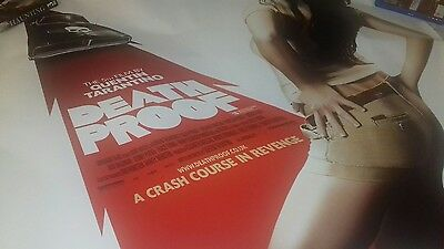 Death proof poster Grindhouse