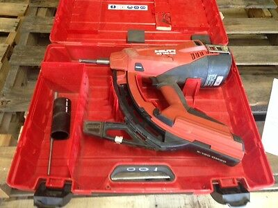 Used Hilti GX-120 Powder Actuated Gun in Case