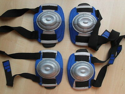 Kids 4 Piece Sport/ Skating Protectors - Elbow and Knee Protective Pads