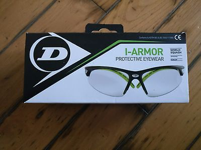 Dunlop I-Armor protective eye wear. New in Box