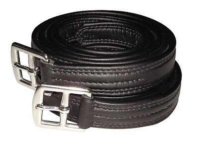 Kieffer GLADIATOR Stirrup Leathers Horse Riding