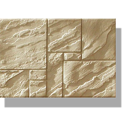 Plastic Molds for Concrete Plaster Wall Stone Cement Tiles Sand Stone Decorative