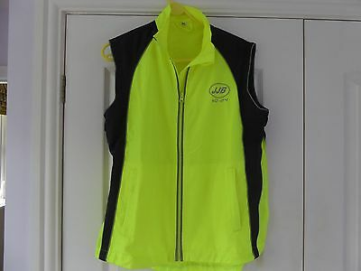 Hi-Viz medium vest jogging/walking/riding
